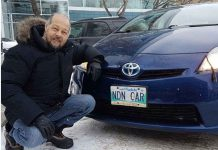 "Indigenous man gets his ""NDN CAR"" license plate back from Manitoba government"