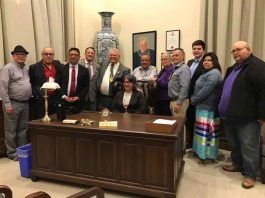 Ontario Cabinet Meets with Ontario Regional Chief and Political Confederacy