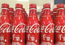 The Coke Logo and Trademark is one of the most recognized in the world