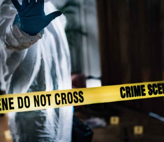 Forensic Science is making it harder for criminals to get away with their crimes. Forensics Investigators Collecting Evidence mean more tools for modern police