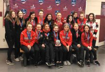Bantam AA Queens Capture All American Gold