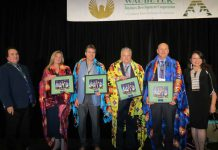 On November 7th, 2019, the Waubetek Business Development Corporation hosted its 2019 Business Awards Gala at the Casino Rama Resort and Conference Centre, at Rama First Nation, Ontario