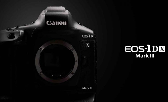 Canon EOS-1D X Mark III Camera – the successor to the world-renowned and award-winning EOS-1D X Mark II