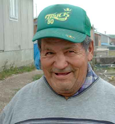 Elder Leo 'Cheekanish' Kataquapit, Attawapiskat First Nation