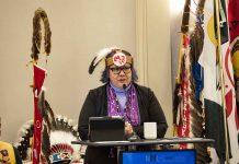 Ontario Regional Chief Roseanne Archibald