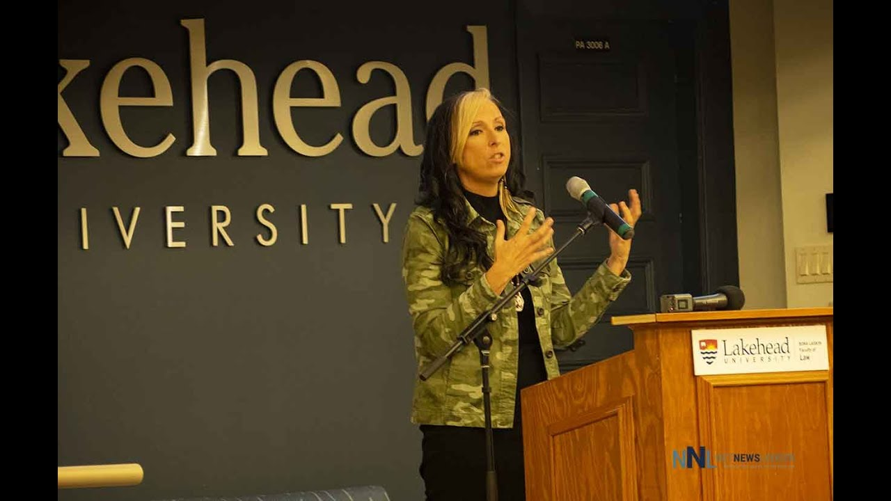 Pam Palmater – Speaking from the Heart on Indigenous Issues
