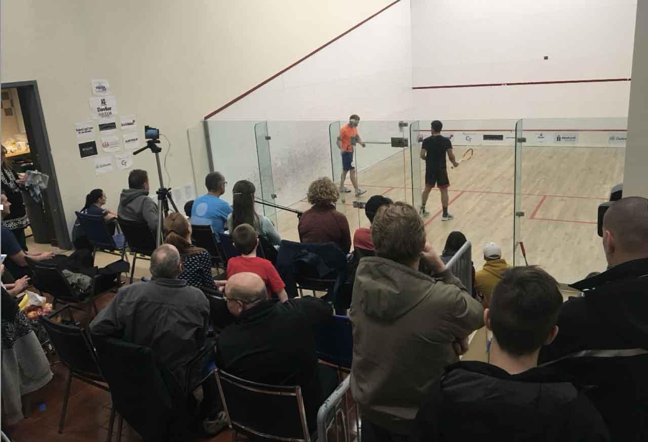 Northwestern Ontario Open Squash Tournament Round-Up - Net Newsledger