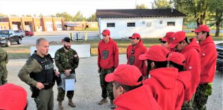 Photo by Sgt. Peter Moon - Canadian Rangers