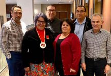 Chiefs of Ontario Board of Directors