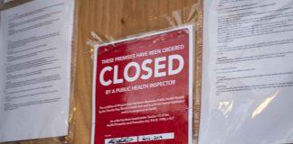 Odd Fellows Hall Closed