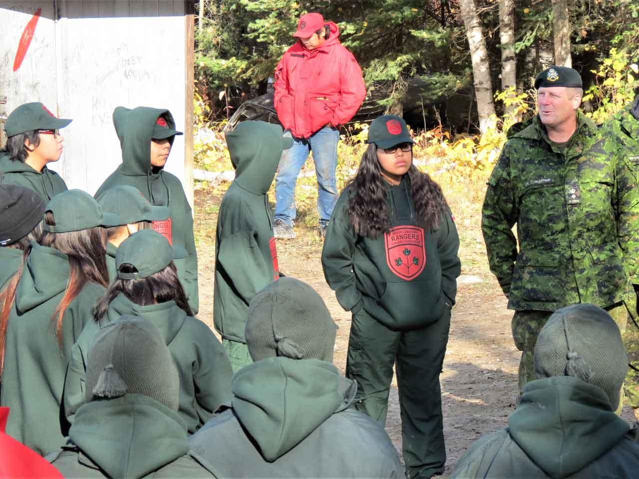 NetNewsLedger - New Junior Canadian Ranger Patrol for Pikangikum