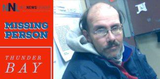 Thunder Bay Missing man
