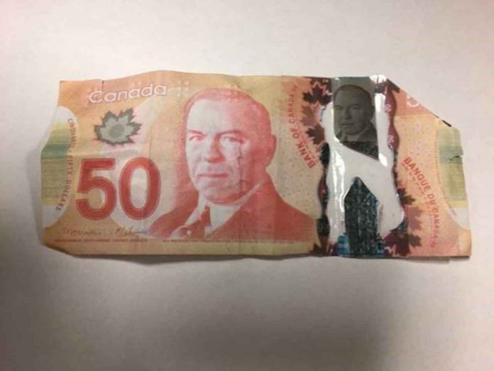 CAUTION TO RETAILERS – COUNTERFEIT FIFTY DOLLAR BILLS CIRCULATING
