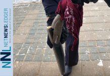 Image - RCMP - Sawed Off Shotgun Seized from Winnipeg Beach man