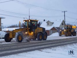 Road Crews in action