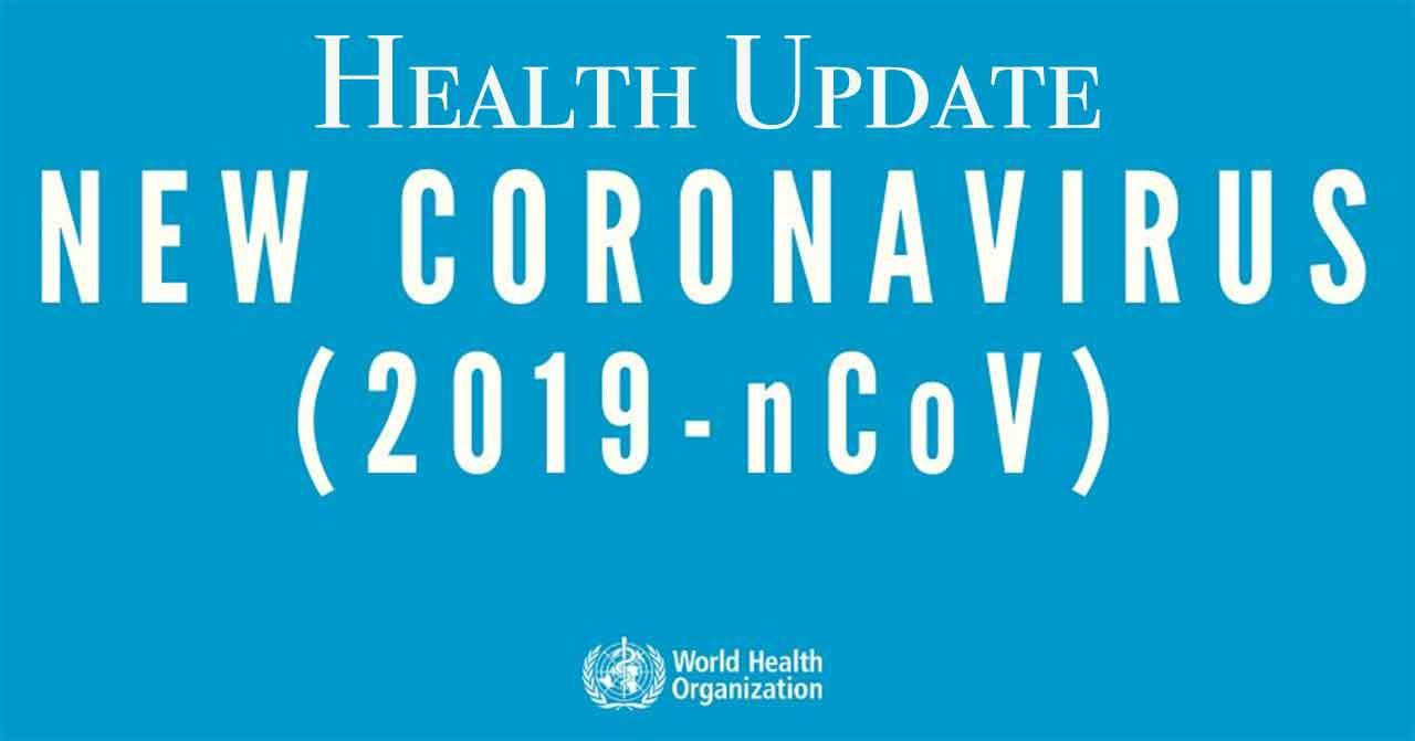 Netnewsledger World Health Organization Declares Novel