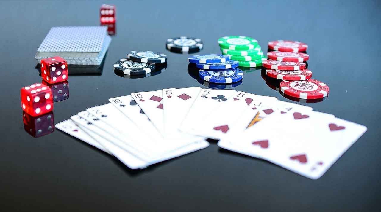 Set poker texas hold'em