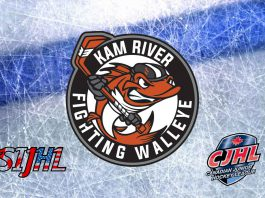 SIJHL Announces Kam River Fighting Walleye will Join League