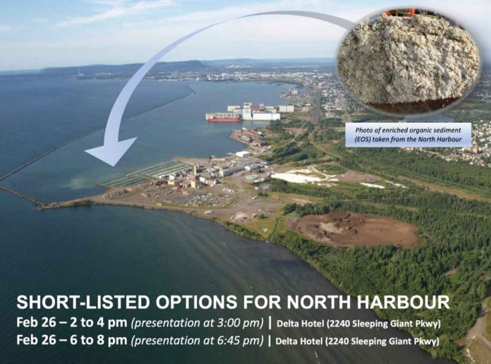 Meetings on Thunder Bay North Harbour