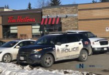 After dealing with impaired drivers and speeders police deserve a coffee break.