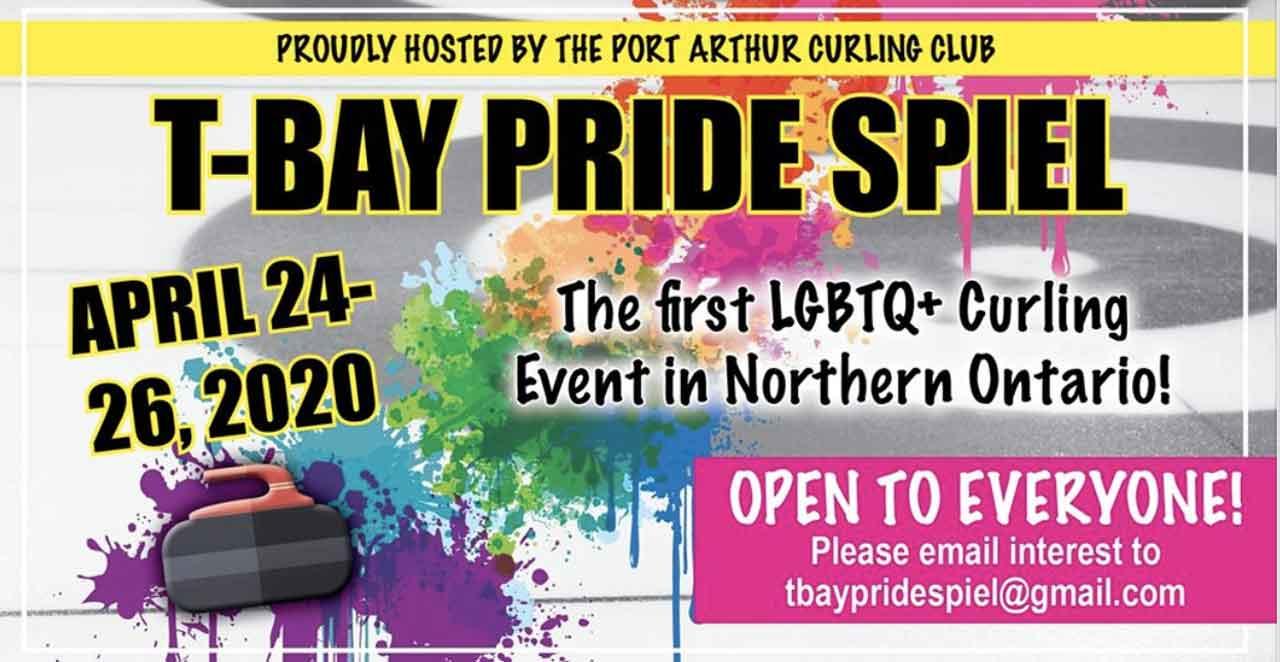Tbay Pride Spiel 2020