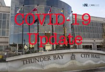 COVID-19 Update - CITY of Thunder Bay