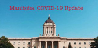 Manitoba government will establish five highway checkpoints and provide information in airports to help inform travellers about the public health measures in place to slow the spread of COVID-19