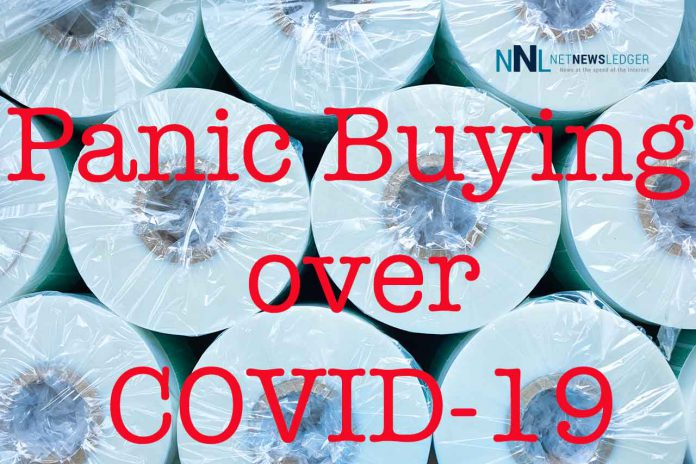 Panic Buying over COVID-19