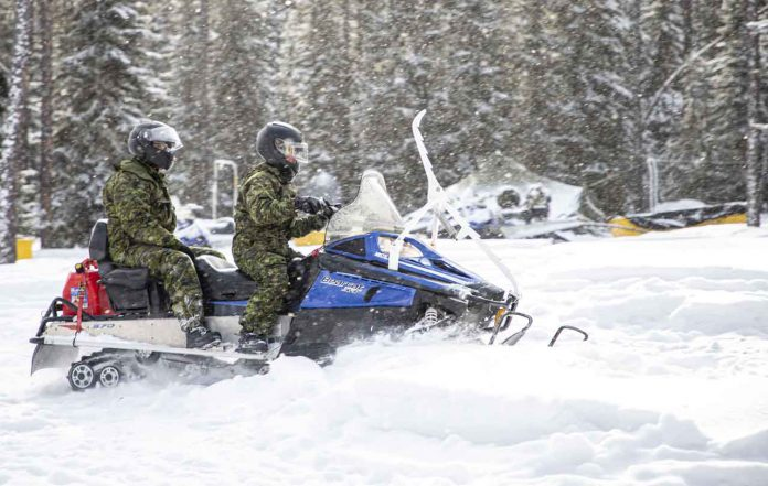 Image: Bombardier Julia Currie, 31 Canadian Brigade Group Public Affairs, DND 2020
