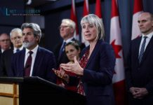 Minister of Health Patty Hajdu