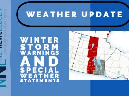 Winter Weather April 1 2020