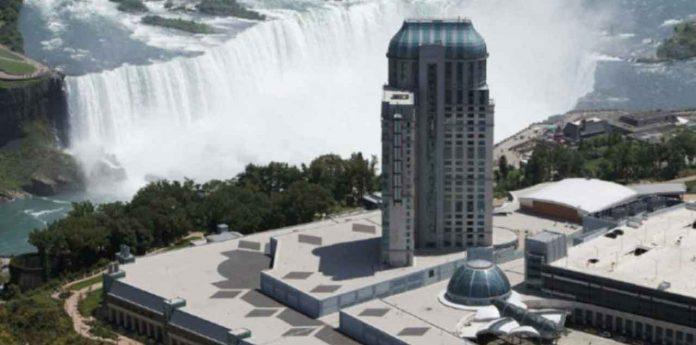 The Niagara Fallsview Casino