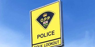 OPP Sioux Lookout