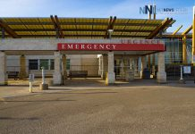 Emergency Room Entrance TBRHSC
