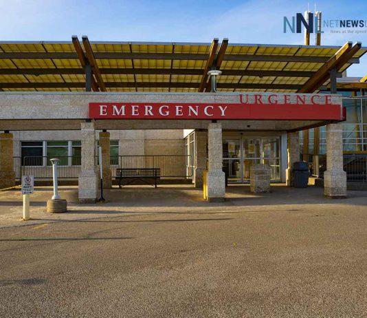 Emergency Room Entrance TBRHSC