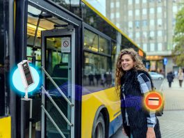 Touchless Transit Pay System