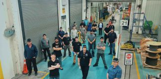 Thunder Bay Bombardier Team manufacturing ventilators