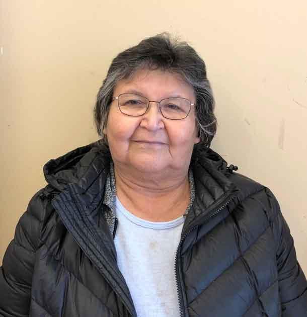 Chief Celia Echum