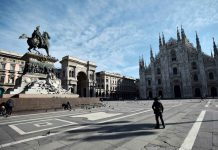 As Milan eases lockdown, mayor says 'people are ready' for green change