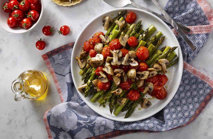 Image: Roasted Asparagus - Foodland Ontario
