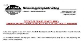Netmizaaggamig Nishnaabeg