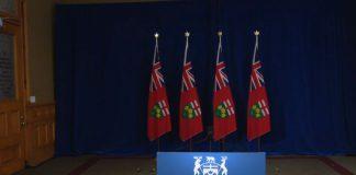 Premier of Ontario Press Conference
