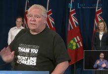 Premier Doug Ford