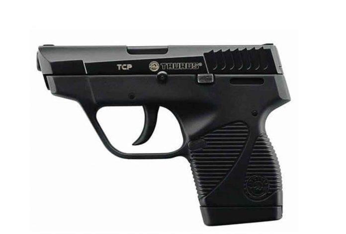 Illegal handgun seized Fort Frances