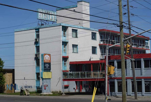 The Midtown Inn in Thunder Bay