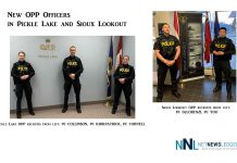 Sioux Lookout and Pickle Lake have New OPP Constables