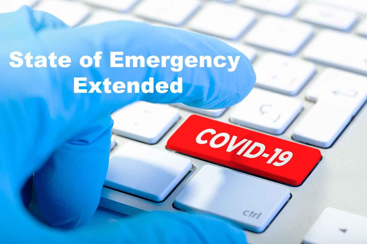 Ontario has just extended all emergency orders again