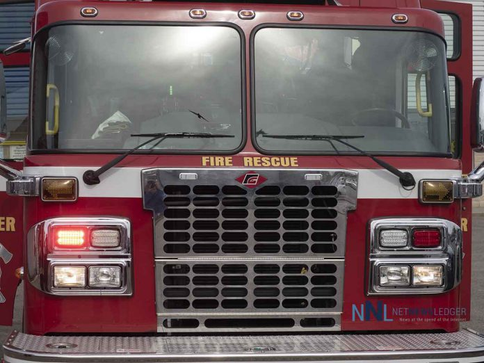 Thunder Bay Fire Rescue Pumper #3