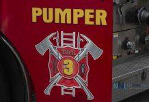 Thunder Bay Fire Rescue - Pumper #3