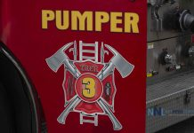 Thunder Bay Fire Rescue Pumper #3